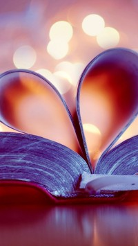 Love Heart Book