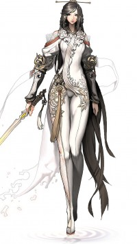 Blade and Soul Character Design