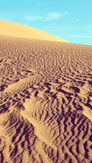 Dunes Sahara Desert