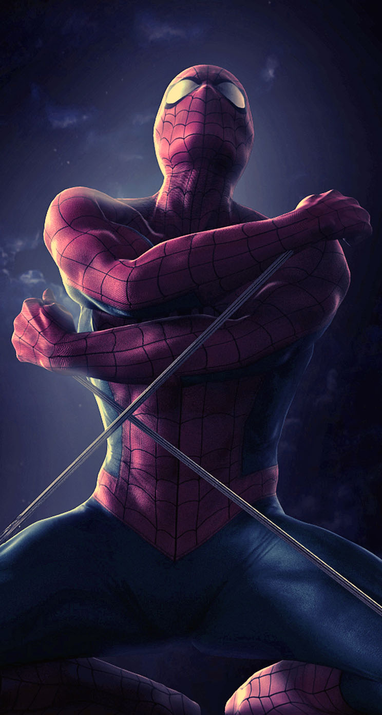 Marvel Comics Spider-Man - The iPhone Wallpapers