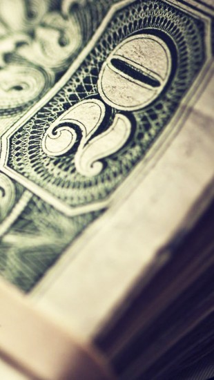 Money Dollars Rubber
