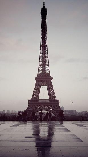 Paris Eiffel Tower France