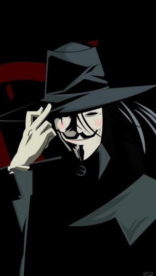 V For Vendetta Vector
