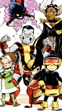 X-Babies Comics