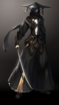 Blade & Soul Art