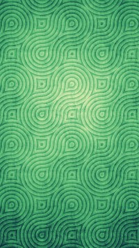 Rotation Pattern Green
