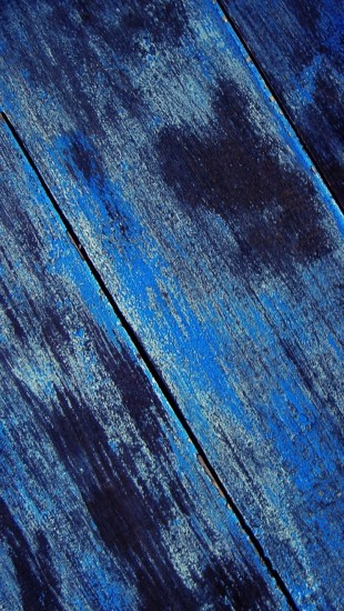 Texture of Wood blue