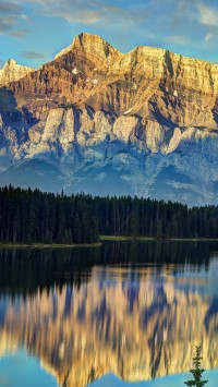 Canadian Banff National Park