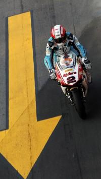 Michael Rutter Motorcycle
