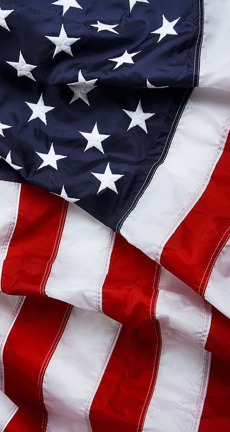 USA Flag - The iPhone Wallpapers