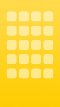 Yellow Shelves