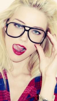 Amber Heard Blonde