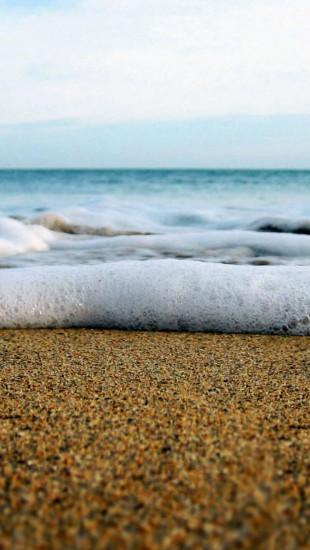 Beach Foam Water Sea