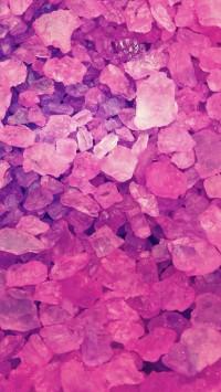 Pink Crystals