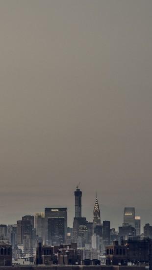 New York State skyline empire