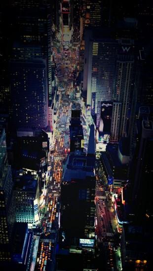 Times Square Night