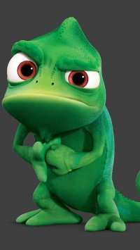 Pascal in Tangled