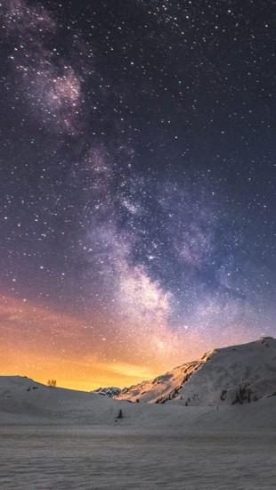 Great winter landscape