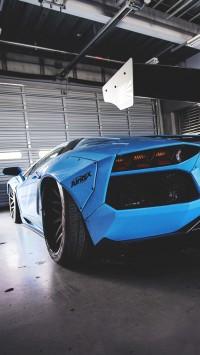 Fi Exhaust Lamborghini Aventador LP700