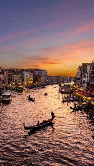 Venice paradise
