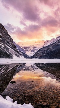 The Majestic Lake Louise