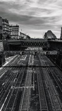 Paris-monochrome